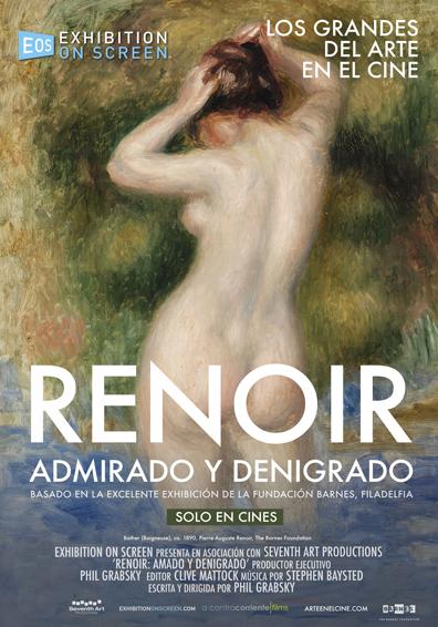 RENOIR, ADMIRADO Y DENIGRADO