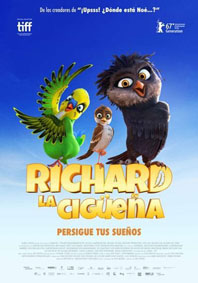 RICHARD. LA CIGÜEÑA