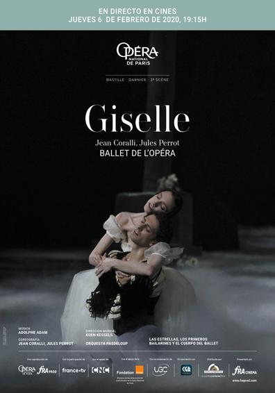 GISELLE BALLET UCC 2020