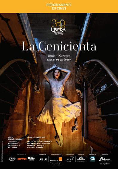 LA CENICIENTA (CENDRILLON) BALLET UCC 2020