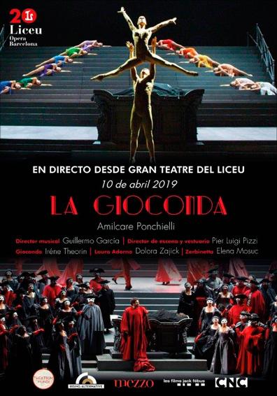 LA GIOCONDA OPERA UCC 2019