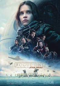 ROGUE ONE: UNA HISTORIA DE STAR WARS 3D
