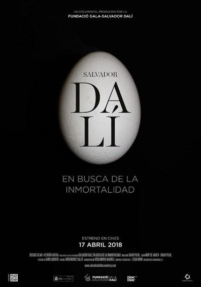 SALVADOR DALI, EN BUSCA DE LA INMORTALIDAD