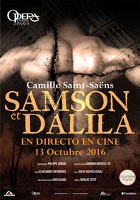 SANSON Y DALILA OPERA UCC 2016