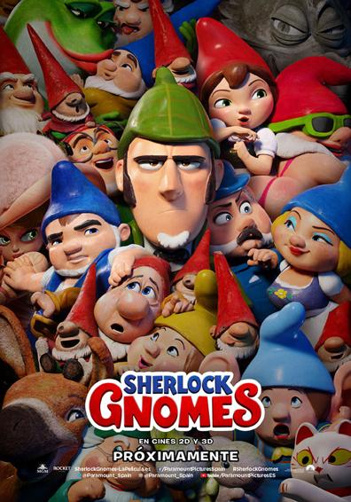 SHERLOCK GNOMES V.D.C