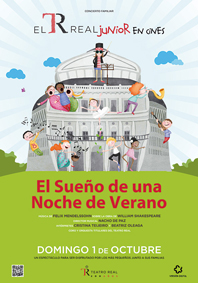 EL SUEÑO DE UNA NOCHE DE VERANO CONCIERTO UCC 2017