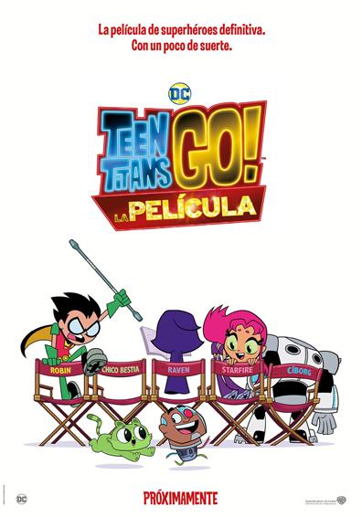 TEEN TITANS GO! LA PELICULA