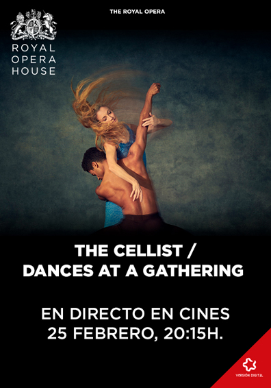 THE CELLIST - DANCES AT A GATHERING  UCC 2020