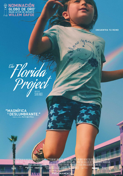 THE FLORIDA PROJECT V.O.S