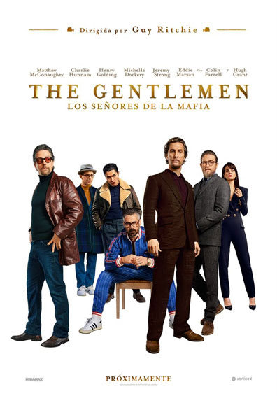 THE GENTLEMEN: LOS SEÑORES DE LA MAFIA - Digital