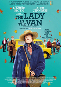 THE LADY IN THE VAN V.O.S