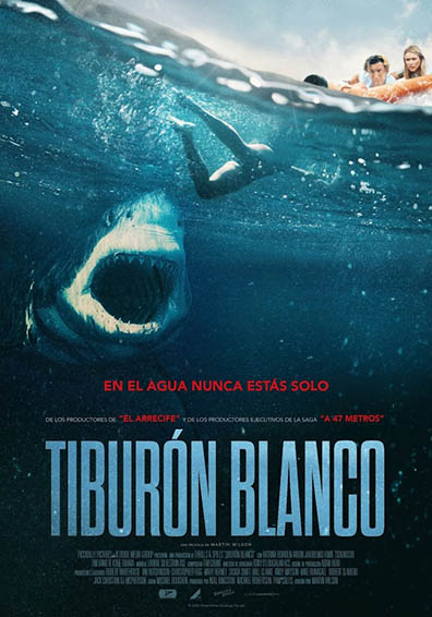 TIBURON BLANCO - Digital