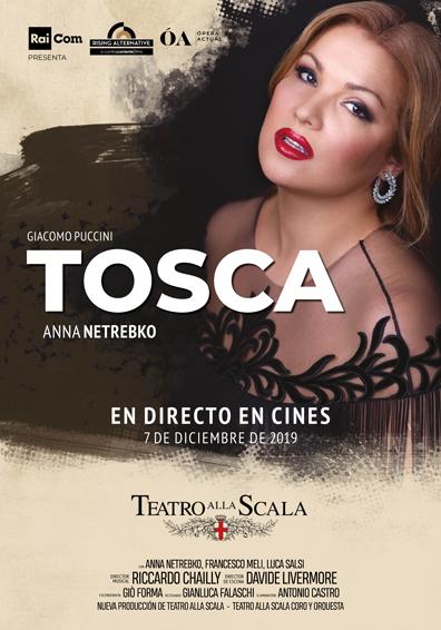 TOSCA OPERA UCC 2019