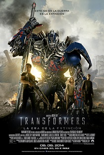 TRANSFORMERS: LA ERA DE LA EXTINCION DIGT