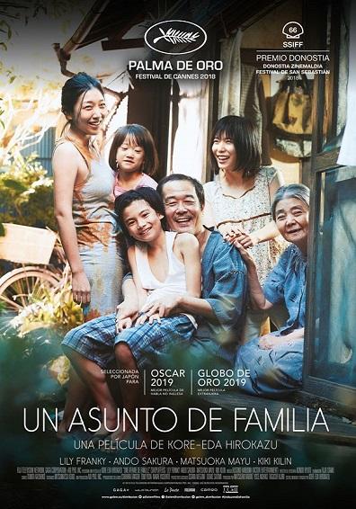 UN ASUNTO DE FAMILIA V.O.S