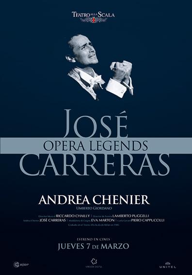 ANDREA CHENIER, JOSE CARRERAS UCC 2019