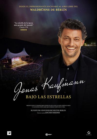 JONAS KAUFMANN, BAJO LAS ESTRELLAS A7 2018
