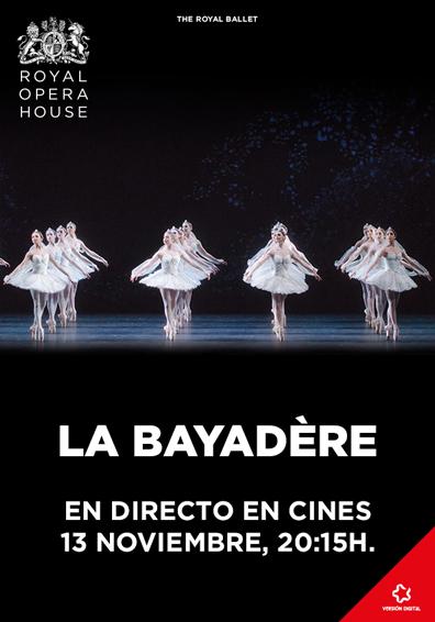 THE ROYAL BALLET LA BAYADÉRE ARTE7 2018