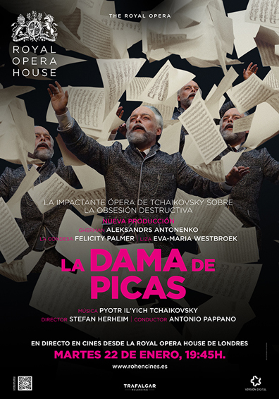 THE ROYAL OPERA LA DAMA DE PICAS ARTE7 2019