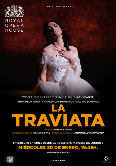 THE ROYAL OPERA LA TRAVIATA ARTE7 2019