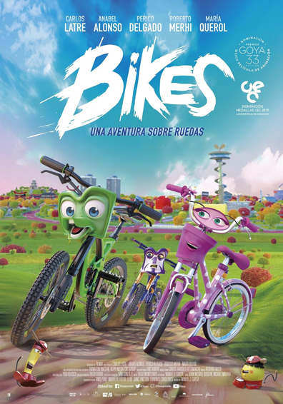 BIKES THE MOVIE
