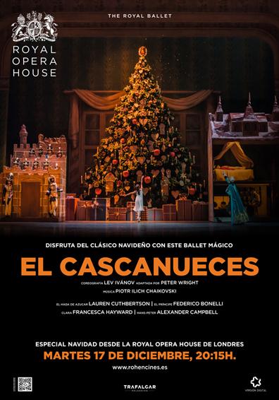 EL CASCANUECES (PRODUCCION THE ROYAL OPERA) UCC
