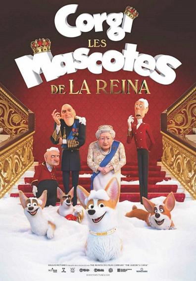 CORGI, LES MASCOTES DE LA REINA