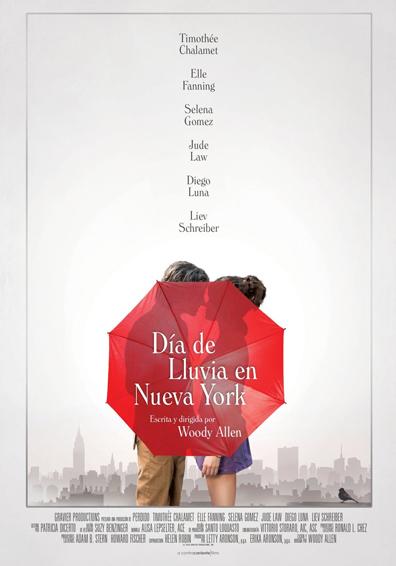 DIA DE LLUVIA EN NUEVA YORK