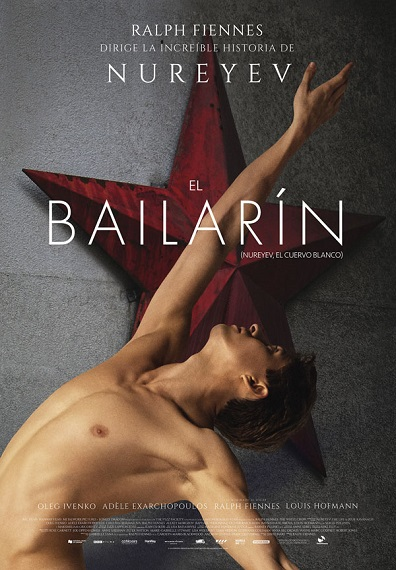 EL BAILARIN (NUREYEV, EL CUERVO BLANCO)