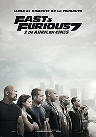 FAST AND FURIOUS 7 DIGT