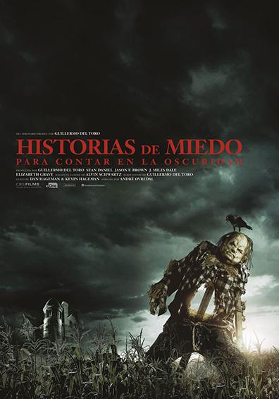 HISTORIAS DE MIEDO PARA CONTAR EN LA OSCURID