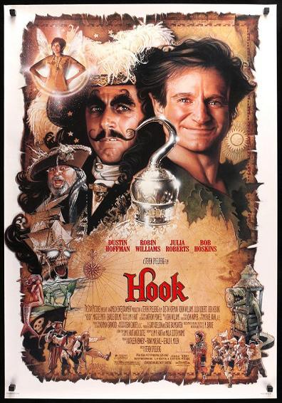 HOOK (EL CAPITAN GARFIO)