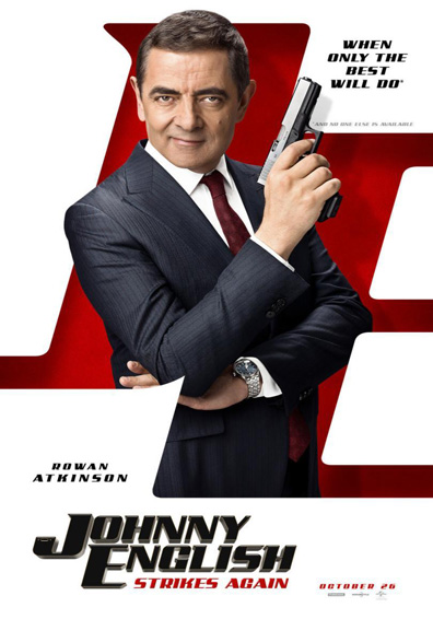 JOHNNY ENGLISH. DE NUEVO EN ACCION