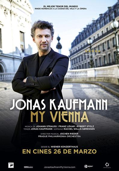 JONAS KAUFMANN MY VIENNA MEGAOCIO 2020