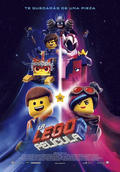 LA LEGO PELICULA 2