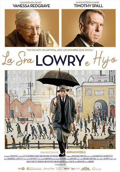 LA SRA. LOWRY E HIJO