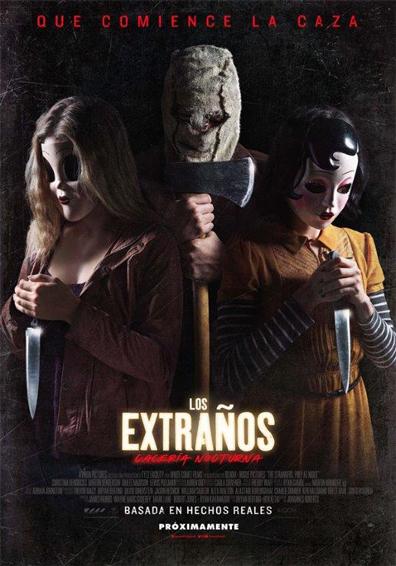 LOS EXTRAÑOS: CACERIA NOCTURNA