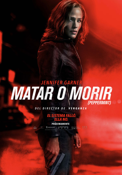 MATAR O MORIR. PEPPERMINT