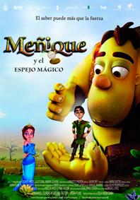 MEÑIQUE Y EL ESPEJO MAGICO