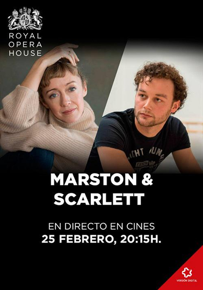 NEW BALLET MARSTON/SCARLETT