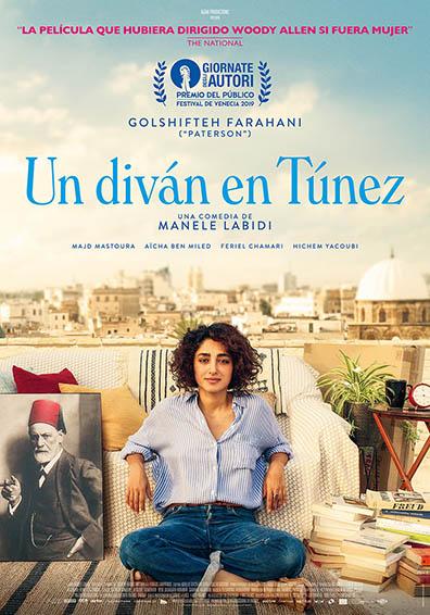 UN DIVAN EN TUNEZ