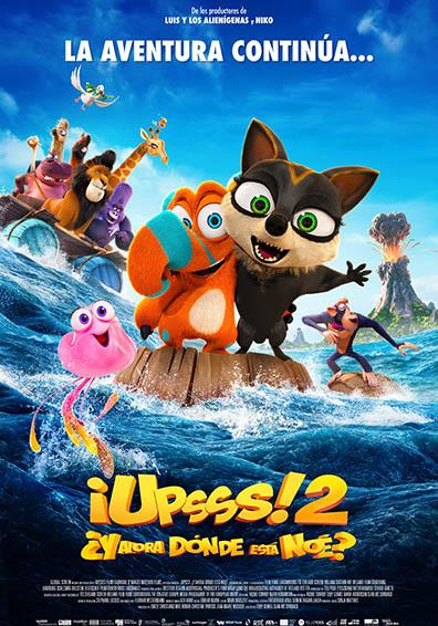 UPSSS! 2 ¿Y AHORA DÓNDE ESTÁ NOÉ?