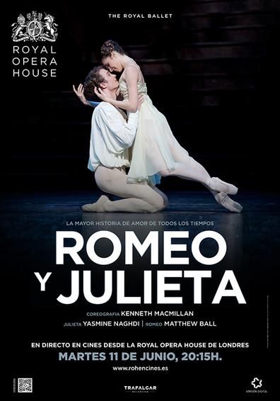 ROMEO Y JULIETA BALLET MEGAOCIO 2019