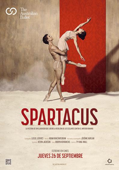 SPARTACUS BALLET UCC 2019