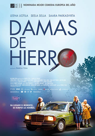DAMAS DE HIERRO