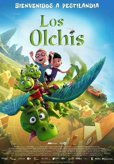 DIE OLCHIS / THE OGGLIES